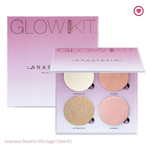 PHẤN HIGHLIGHT ANASTASIA BEVERLY HILLS SUGAR GLOW KIT