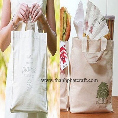 gift bags canvas tote Bag