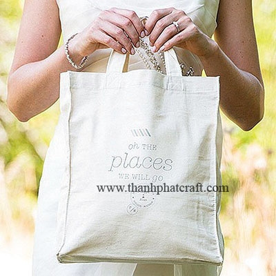 Gift Bags Canvas Tote