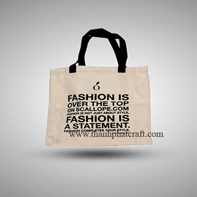 Goody Canvas Bag Fashion