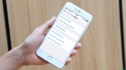 Hướng dẫn sửa lỗi không thể bật 3G, 4G trên iPhone