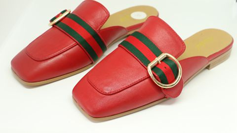 WANTED - SLIPPER SWIVAL RED