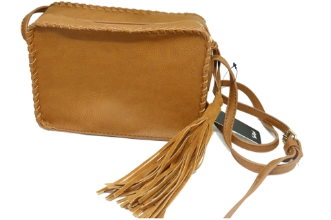 SPORTSGIRL - TAN MINI BAG 2203