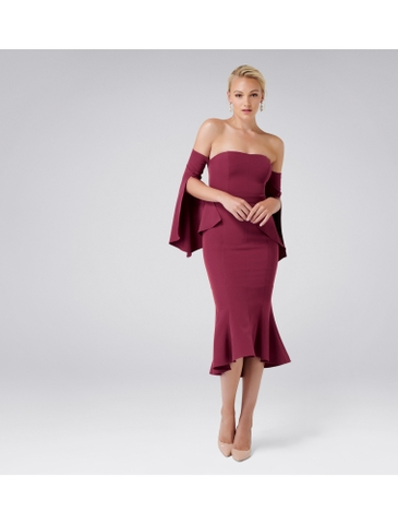 FOREVER - NEW PANAMA ROSE DRESS