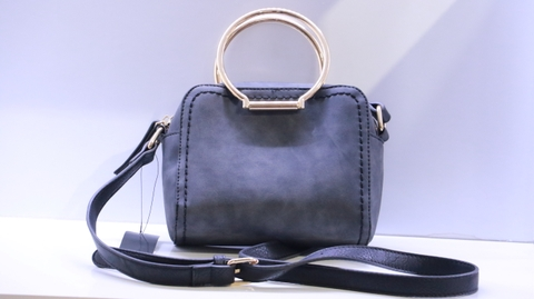 SPORTGIRL - BLACK MINI BAG 0810