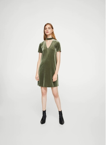 Mango - Dress Vestido Collins