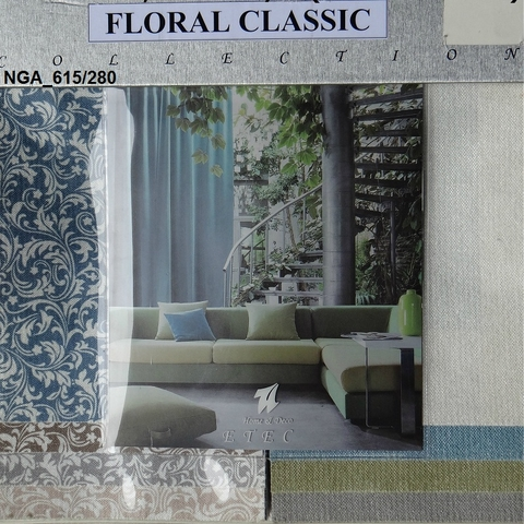 Floral classic 01