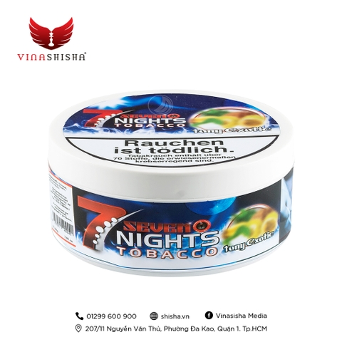 7 Nights Tobacco 200g - Tony Exotic