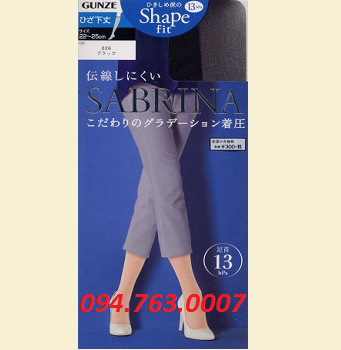SABRINA Shape fit Knee Stockings - Skin Color