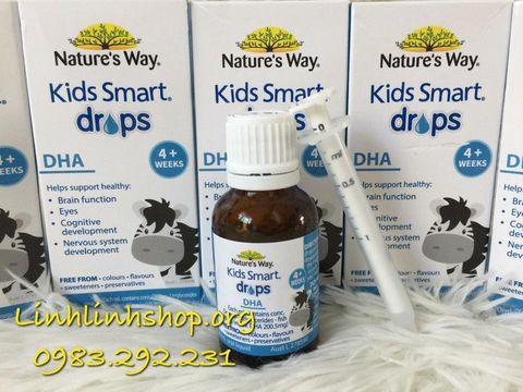 DHA Drops Kids Smart