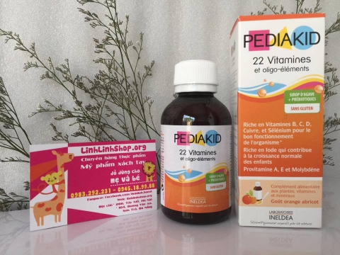 Pediakid 22 vitamin