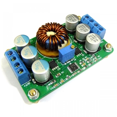 High-power ultra-high efficiency DC-DC 6A