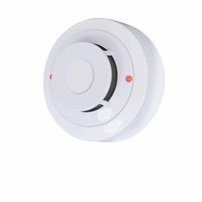 PhotoElectric Smoke Detector 4 wires PTSD-212