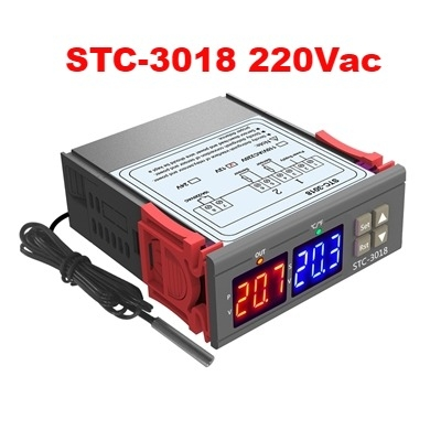 STC-3018 220Vac Temperature Control Switch