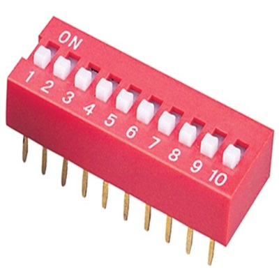 DIP Switches 8 Piano