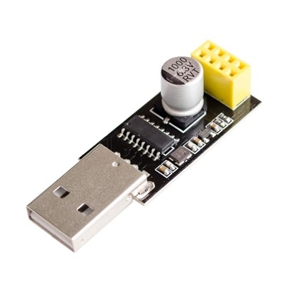 USB module To ESP8266 WIFI