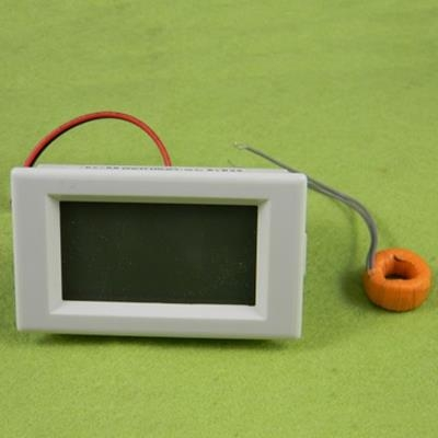 LCD dual display DC voltage meter AC80-300V-50A