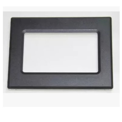 12864 LCD screen frame,  ABS  plastic