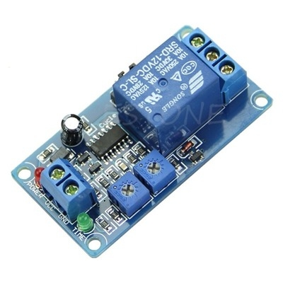 12V Cycle Delay Module Cycle Relay Switch