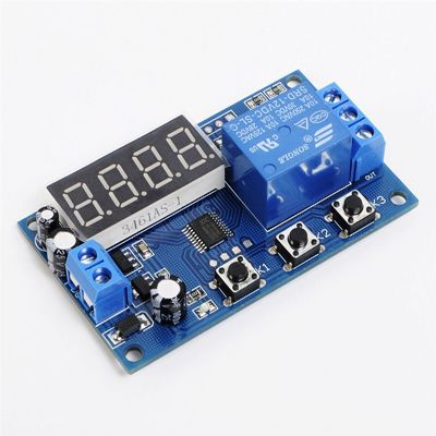 Delay timer switch 24V The relay module