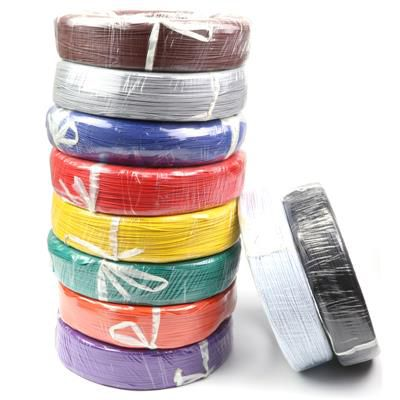 UL2468  24AWG  purple color