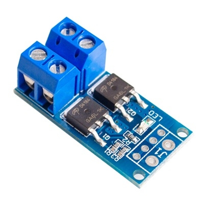 FET trigger switch driver board PWM
