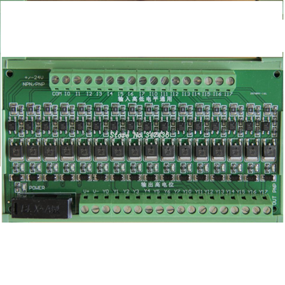 PLC amplifier 16 PNP output