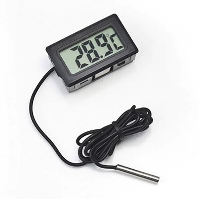 Digital Thermometer LCD -cable 1 meter