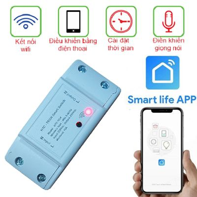 Smart Switch 1CH WiFi APP Smart Life