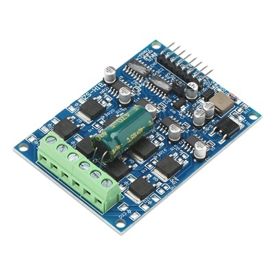 DC Brush Motor Controller Dual way 16A