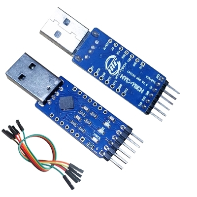 HTC-TECH module CP2102 USB to TTL UART
