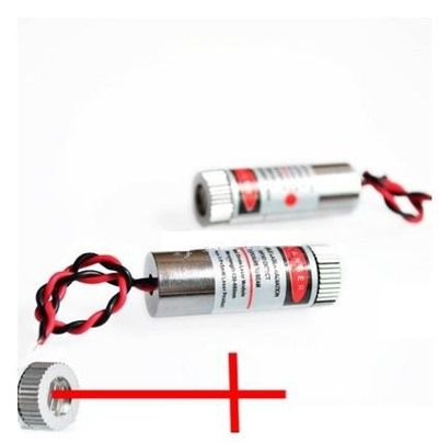 Red group cross laser  4.5- 5V- 5mW