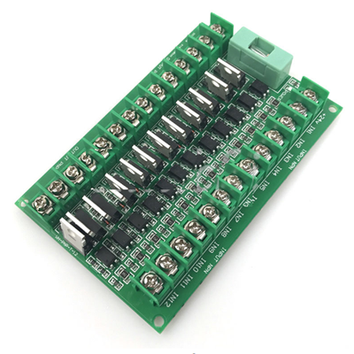 12 way PLC amplifier board output PNP