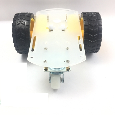 2WD SMART ROBOT CAR CHASSIS KIT MINI