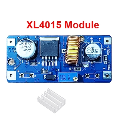 Module Power XL4015 5A DC-DC HTC