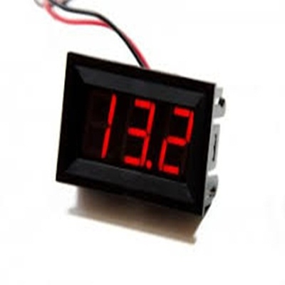 Modułe voltmeter  LED Red 4.5-30V