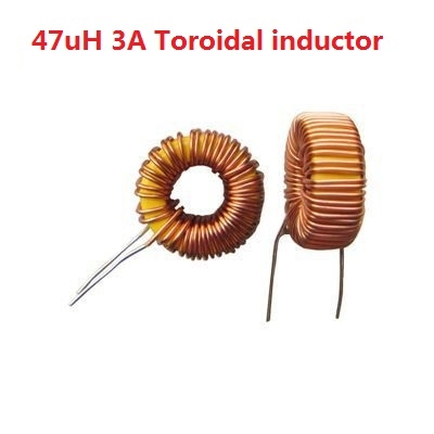 100UH 3A Magnetic Induction Coil