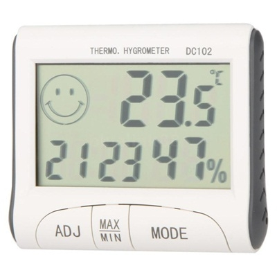 Digital Thermometer Humidity & temperature DC102