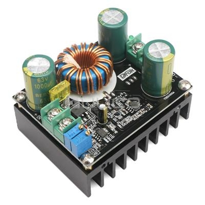 Step-up Module DC In  9-60V Out 12-80V- 12A