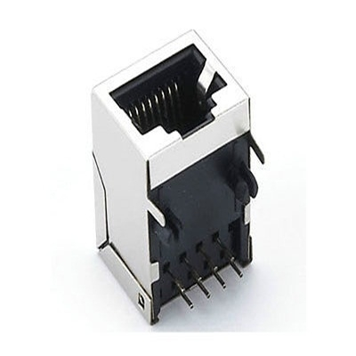 RJ45 Modular Network PCB Jacks Connectors