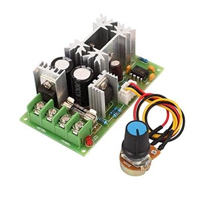 DC motor speed regulator 12V 24V 36V 48V