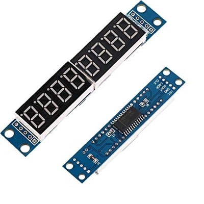 LED Display Module 8 Digit MAX7219