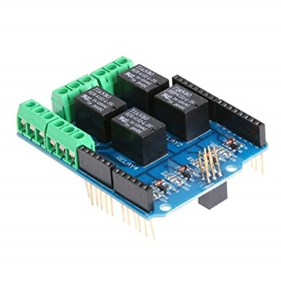 4 Way Relay Shield Module Expansion Board