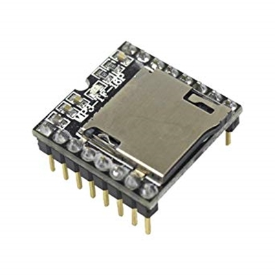 Mini MP3 Player Module For Arduino
