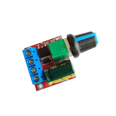 MINI DC MOTOR PWM LED Light Dimmer 5A