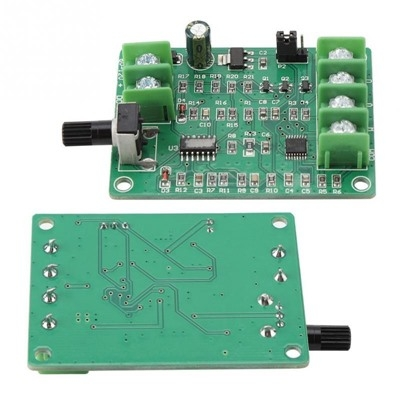 Brushless Motor Driver Board 7V-12V