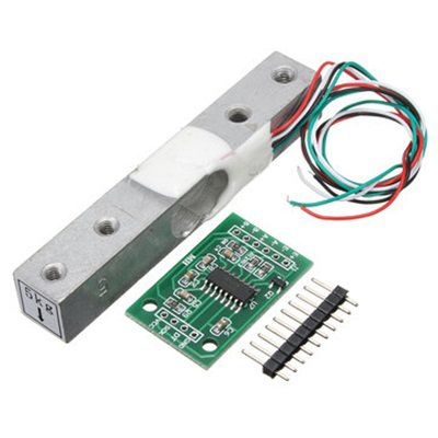 Load Cell Weighing Sensor 5KG With A/D HX711AD