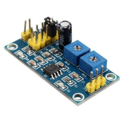 Frequency Adjustable Pulse Module NE555