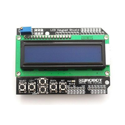 LCD 1602 Keypad Shield for Arduino Duemilanove