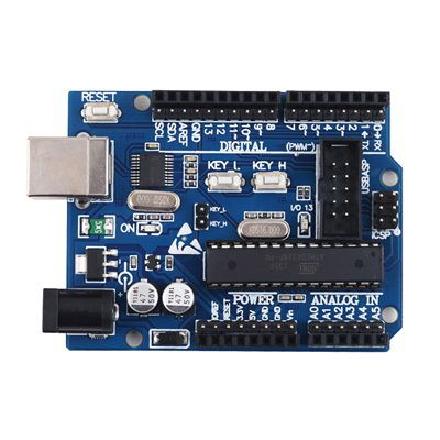 Arduino Uno R3 new version